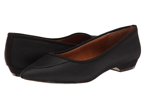 Ann Marino - Stride (Black Menswear) Women's Shoes