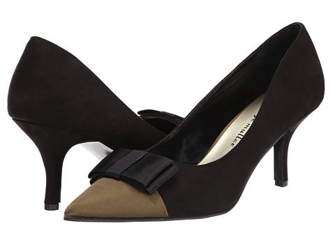 Ann Marino - Actor (Black/Olive) Women's Shoes