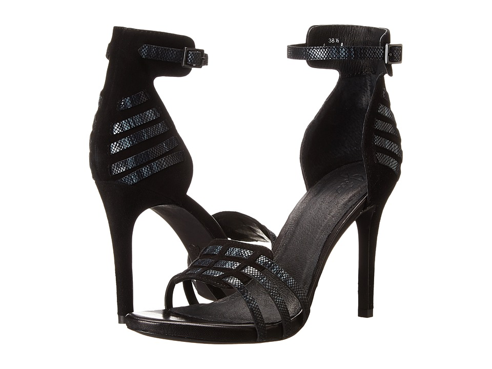 Joie - Melba (Black/Black) High Heels
