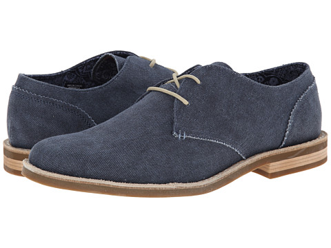 Original Penguin - Waylon (Dress Blue Canvas) Men