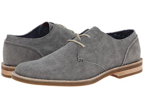 Original Penguin - Waylon (Grey Canvas) Men's Lace up casual Shoes