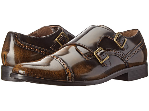 Original Penguin - Monk 2X (Brown/Tan) Men's Shoes