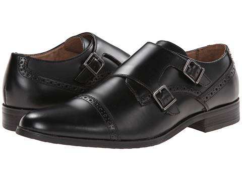 Original Penguin - Monk 2X (Black) Men's Shoes