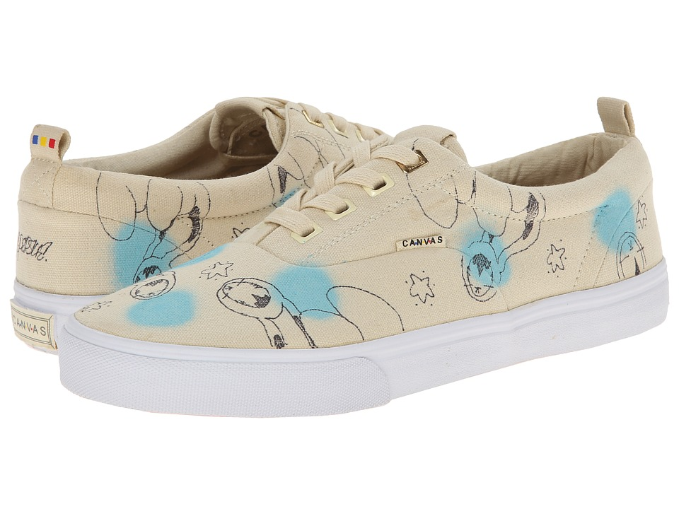 Project Canvas - Persue Primary Low (Bunny Kitty) Shoes