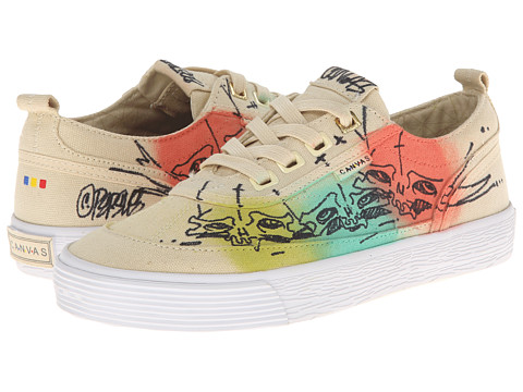 Project Canvas - Persue Mono Low (Skulls) Shoes