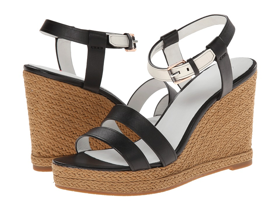 Paul Smith - Braye Wedge (Black) Women's Wedge Shoes