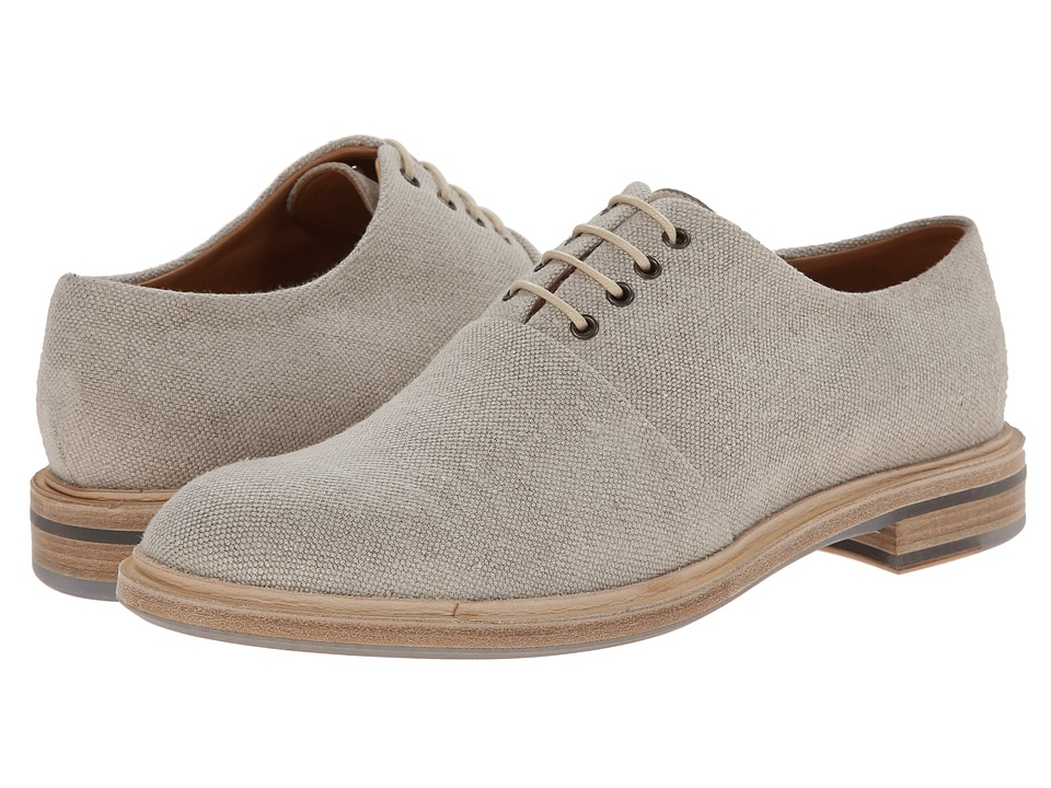 Paul Smith - Men Only Isaac Oxford (Natural) Women's Lace up casual Shoes