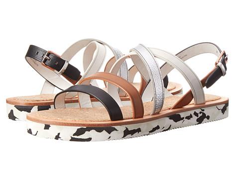 Paul Smith - Sennen Sandal (Black/Larch) Women's Sandals