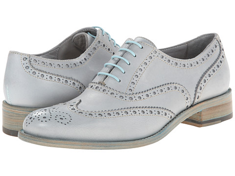 Paul Smith - Men Only Milena Wingtip (Neutro) Women's Lace Up Wing Tip Shoes