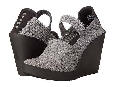 Steven - Melody (Pewter) Women's Shoes