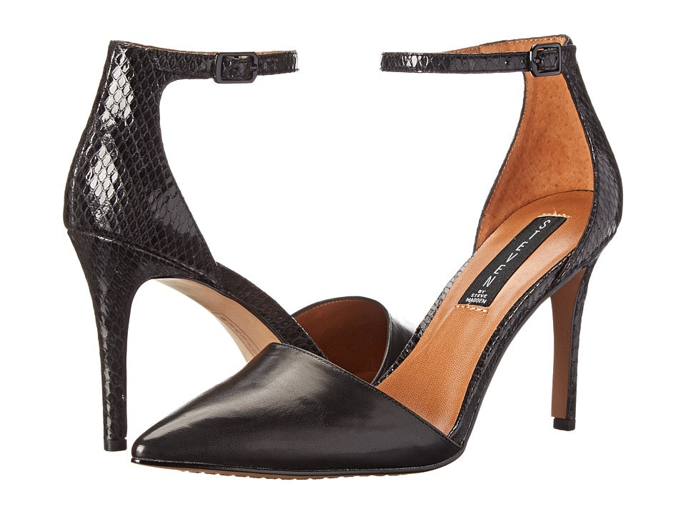 Steven Anibell (Black) High Heels