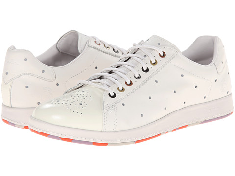 Paul Smith - Rabbit Sneaker (White) Women's Shoes