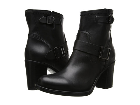 Summit White Mountain - Burbank (Black Leather) Women