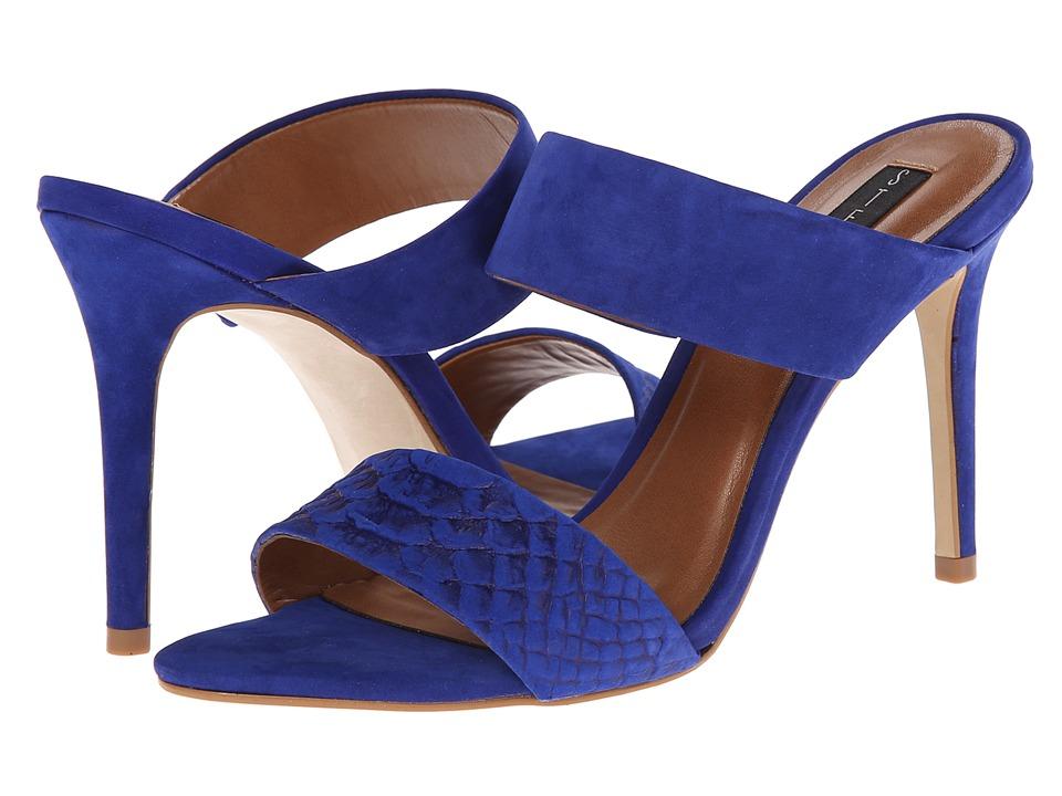 Steven - Roxxana (Blue Multi) Women's Slide Shoes