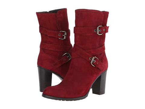 Summit White Mountain - Lagos (Dark Red Suede) Women's Boots