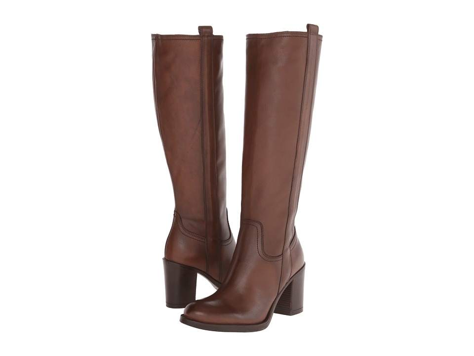 Summit White Mountain - Barnett (Brown Leather) Women's Boots