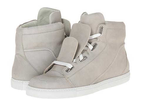 Vivienne Westwood - 3 Tongue Trainer (White) Men's Lace up casual Shoes
