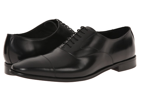 Vivienne Westwood - Formal Lace Up Oxford (Polished Black) Men's Lace up casual Shoes