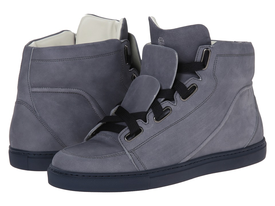 Vivienne Westwood - 3 Tongue Trainer (Navy) Men
