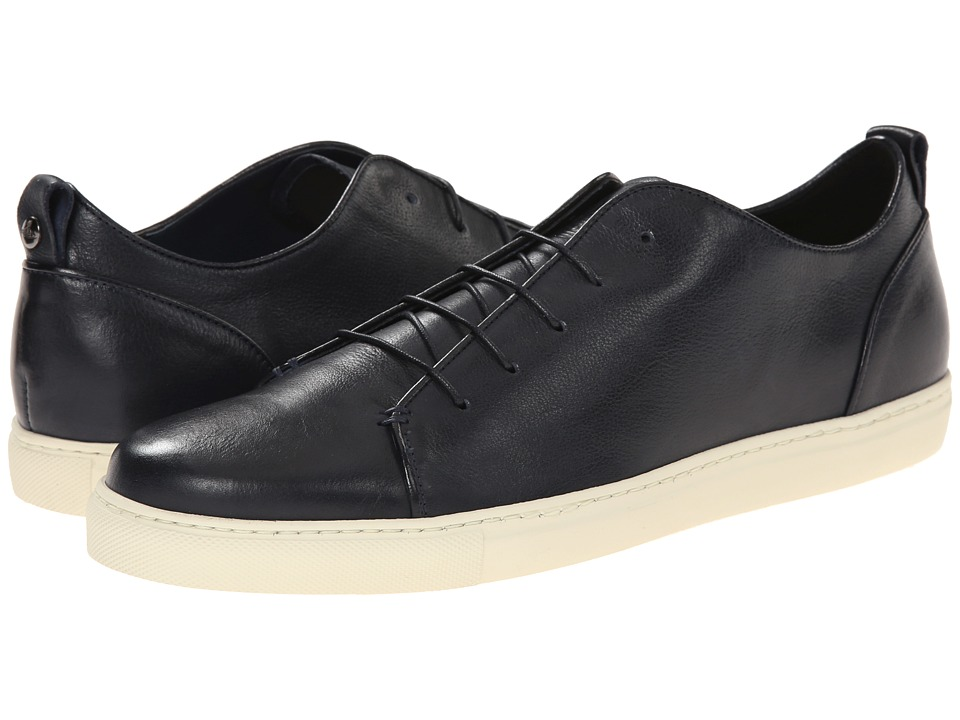 Vivienne Westwood - Formal Sneaker (Navy/W06) Men's Lace up casual Shoes