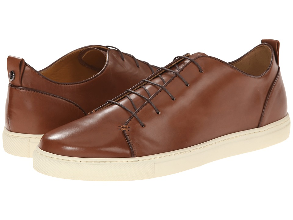Vivienne Westwood - Formal Sneaker (Brown/W09) Men's Lace up casual Shoes