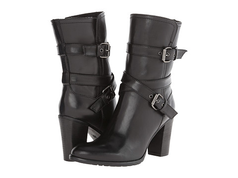 Summit White Mountain - Lagos (Black Leather) Women