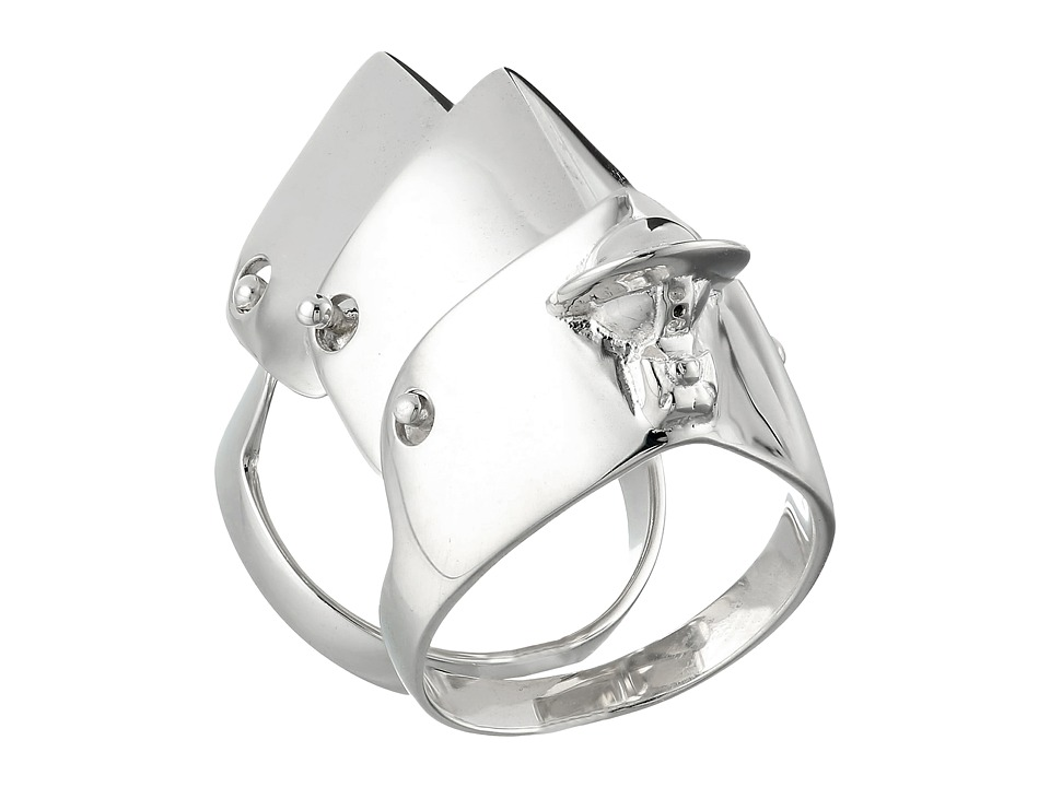 Vivienne Westwood - Armour Ring (Silver) Ring