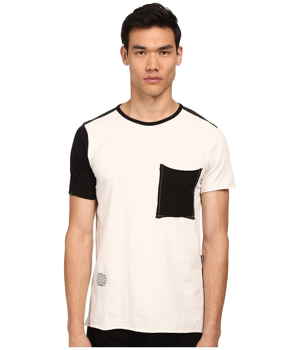 Vivienne Westwood MAN - Anglomania Frankenstein Madagascar Tee (White) Men's T Shirt
