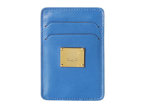 Vivienne Westwood - Brompton Credit Card Holder (Avio) Credit card Wallet