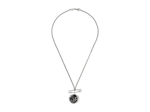 Vivienne Westwood - Adissa Pendant Necklace (Black) Necklace
