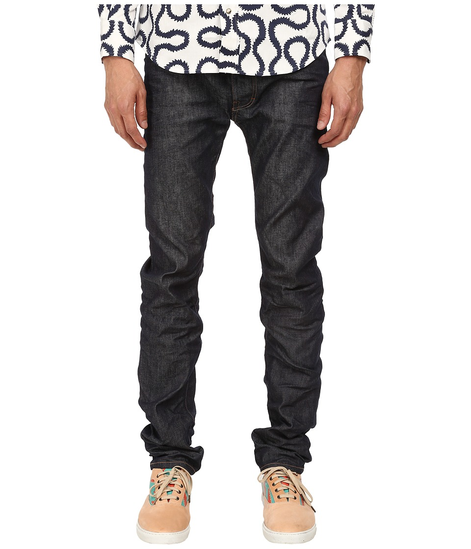Vivienne Westwood - Anglomania Low Crotch Jean in Comfort Selvedge (Comfort Selvedge) Men's Jeans