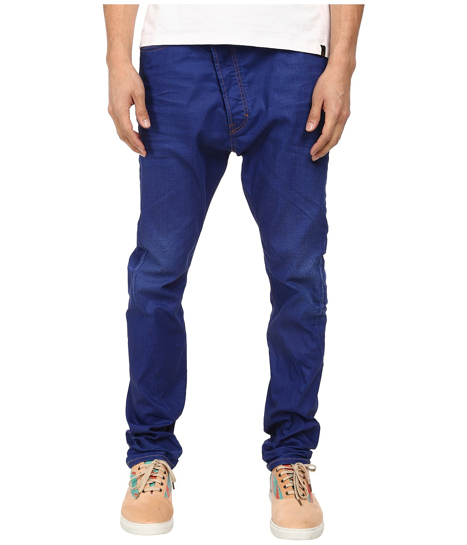Vivienne Westwood MAN - Anglomania Asymmetric Jean in Royal Blue (Royal Blue) Men's Jeans