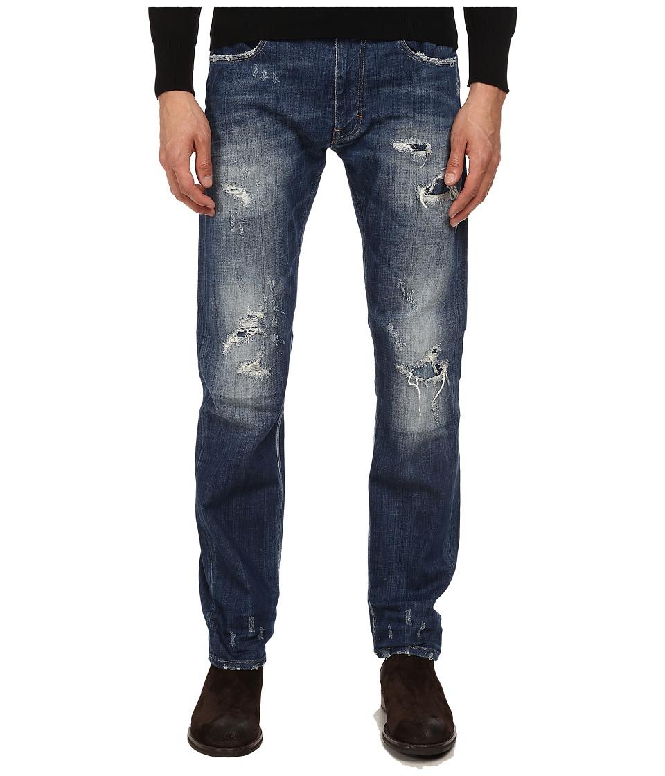 Vivienne Westwood - Anglomania Classic Jean in Vintage Repair (Vintage Repair) Men's Jeans plus size,  plus size fashion plus size appare