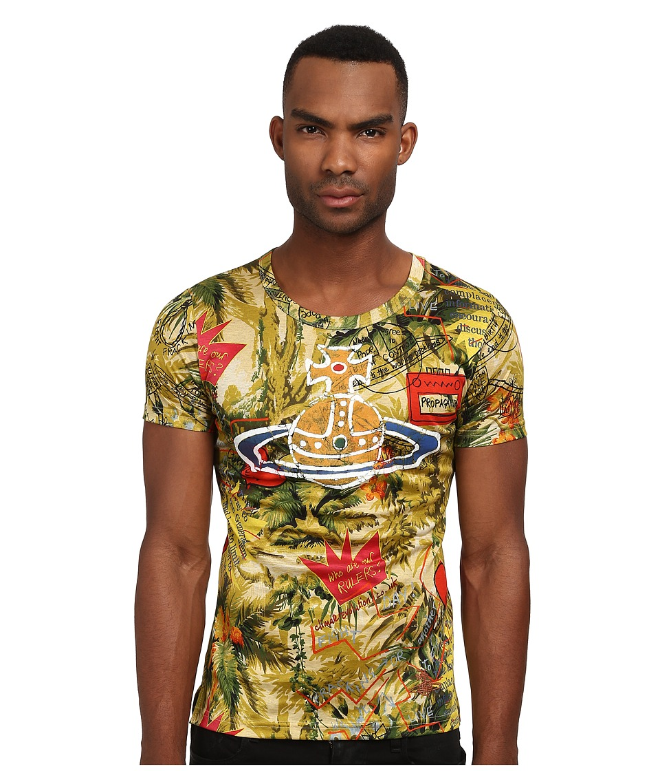 Vivienne Westwood MAN - Jamaican T-Shirt (Multi) T Shirt