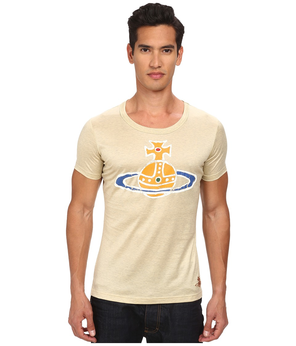 Vivienne Westwood MAN - Batik T-Shirt (Oatmeal) T Shirt