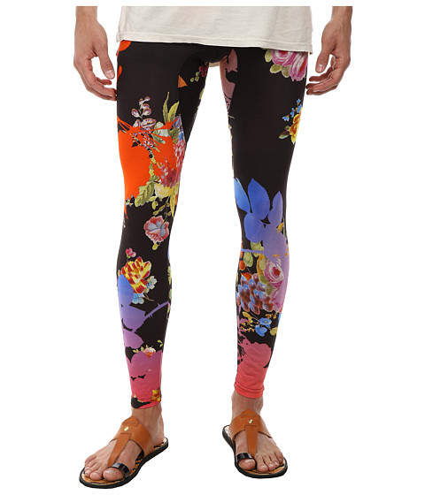 Vivienne Westwood MAN - Floral Leggings (Multi) Casual Pants