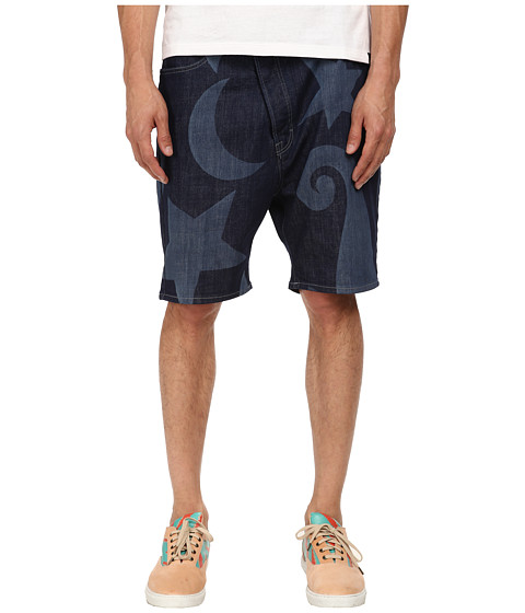 Vivienne Westwood MAN - Anglomania Asymmetric Short (Circus) Men's Shorts