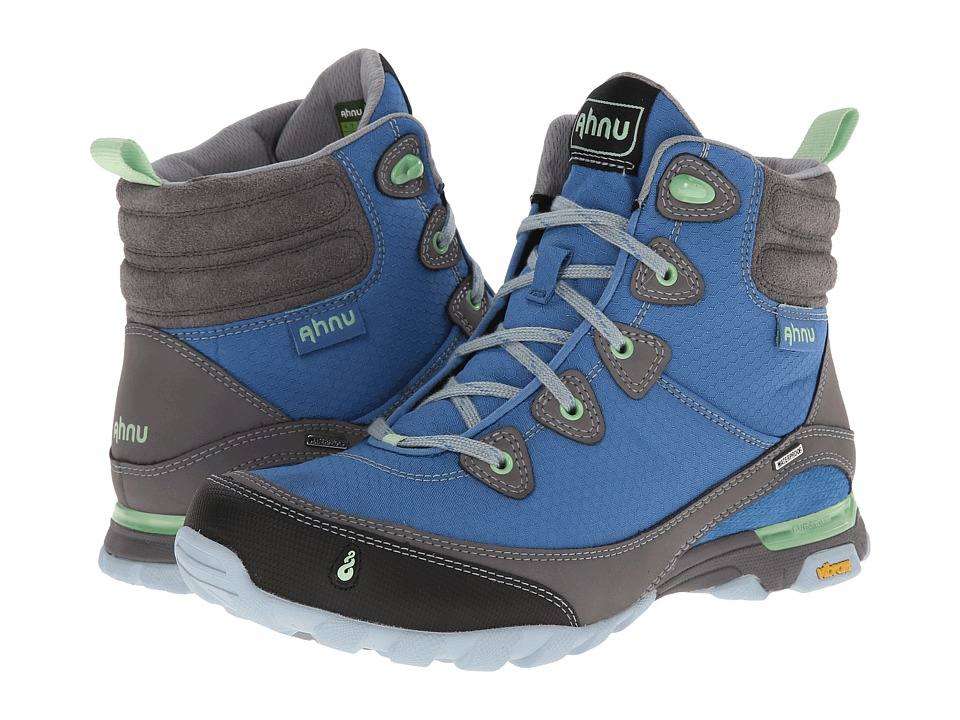 Ahnu - Sugarpine Boot (Vallarta Blue) Women
