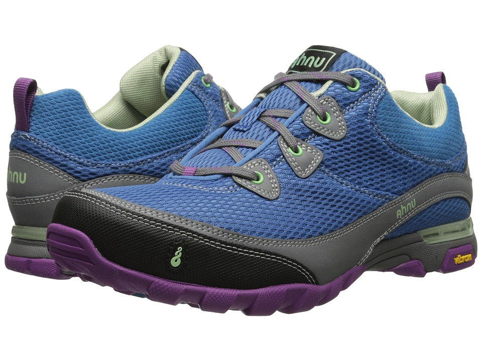 Ahnu - Sugarpine Air Mesh (Vallarta Blue) Women's Shoes