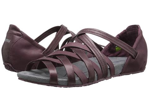 Ahnu - Maia (Eggplant) Women's Sandals