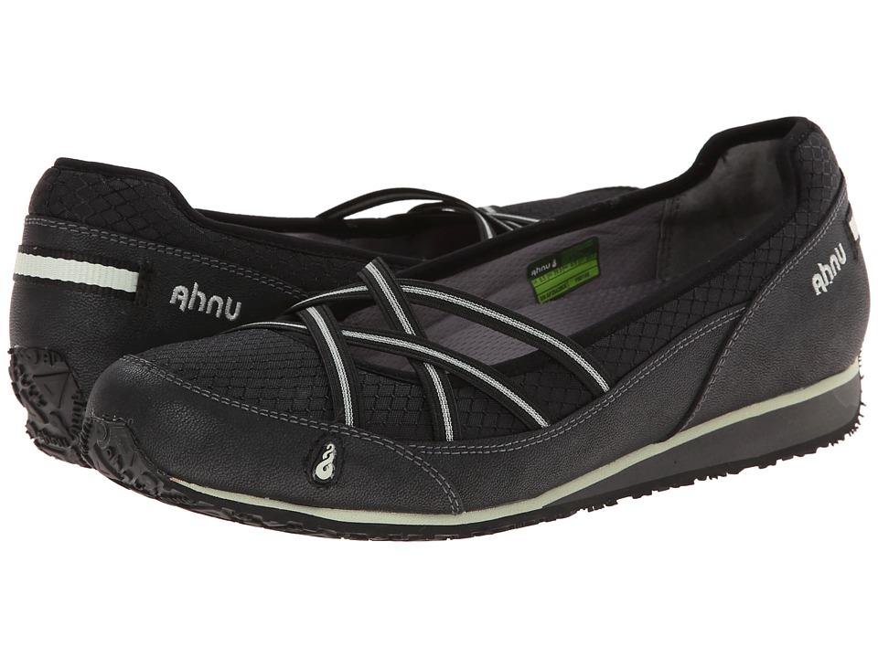 Ahnu - Crissy II (Black) Women's Slip on Shoes