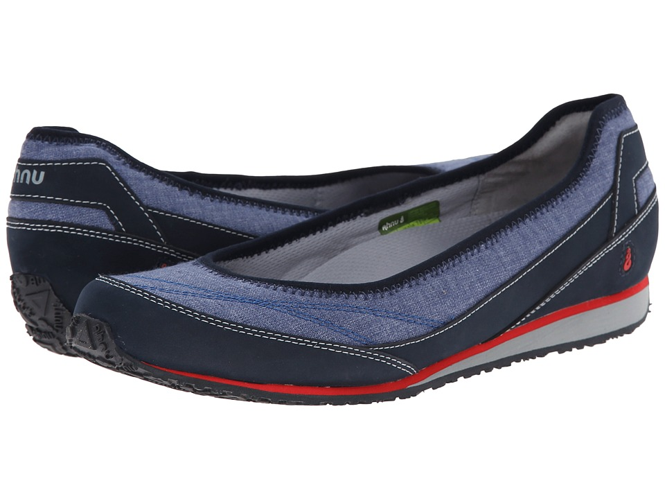 Ahnu - Magnolia (Carbon) Women's Flat Shoes