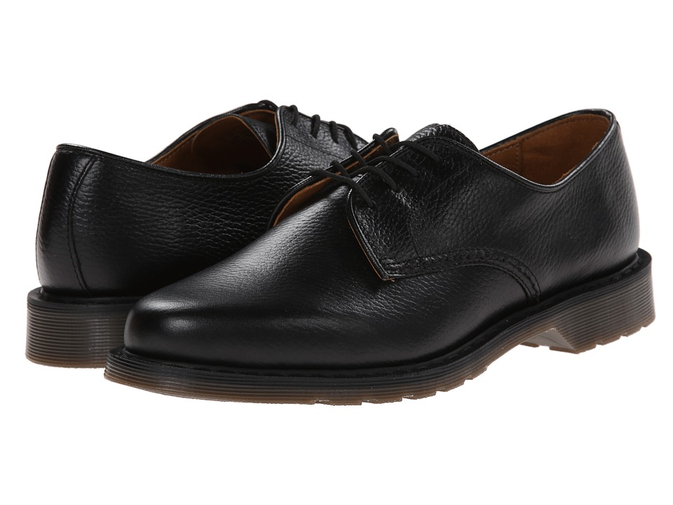 Dr. Martens Octavius Lace Shoe (Black New Nova) Men