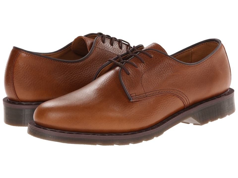 Dr. Martens - Octavius Lace Shoe (Tan New Nova) Men