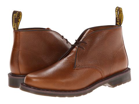 Dr. Martens - Sawyer Desert Boot (Tan New Nova) Men's Lace-up Boots