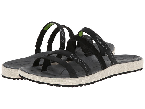 Ahnu - Iris II (Black) Women's Sandals
