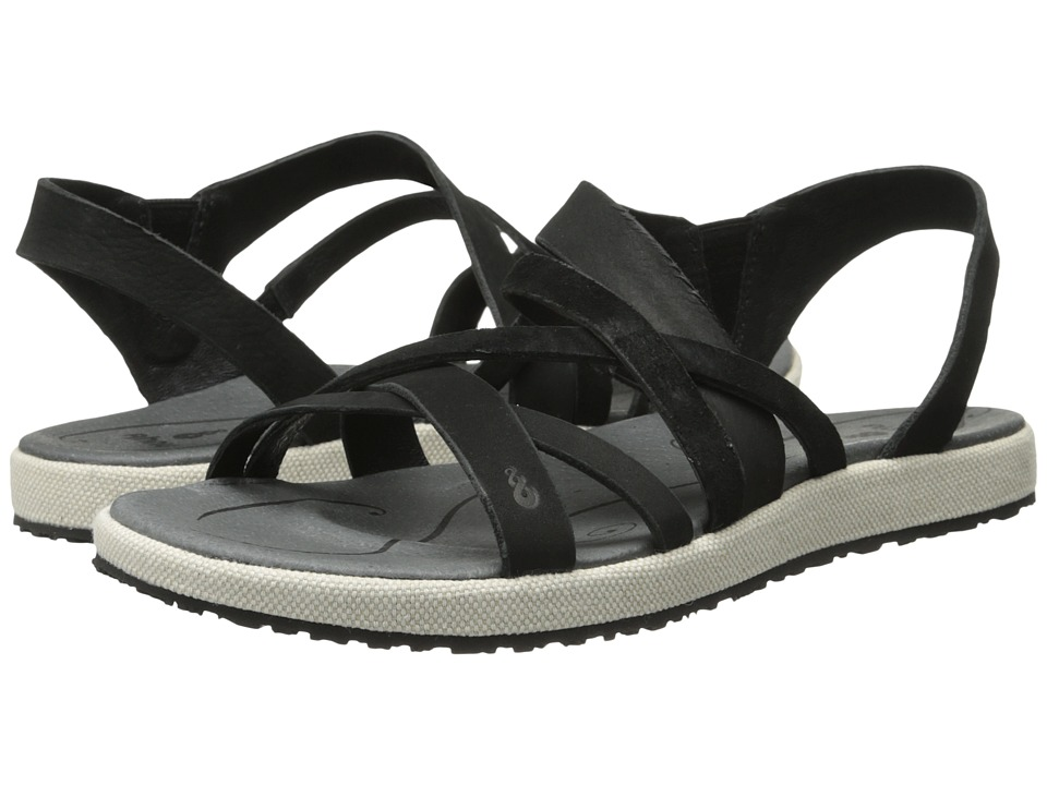 Ahnu - Maze (Black) Women's Sandals