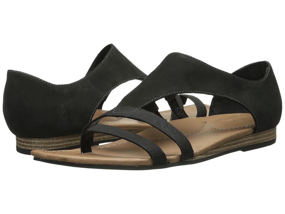 Ahnu - Capitola (Black) Women's Sandals