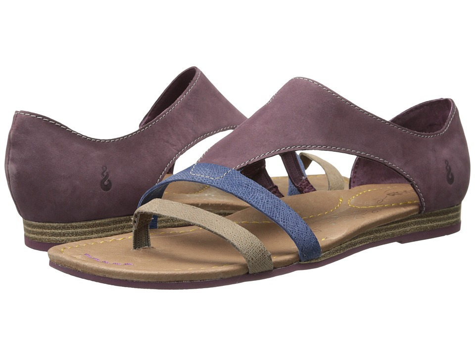 Ahnu - Capitola (Eggplant) Women's Sandals