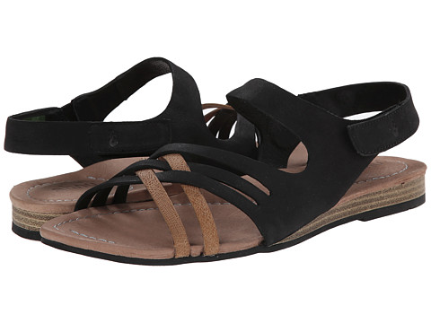 Ahnu - Saratoga (Black) Women's Sandals